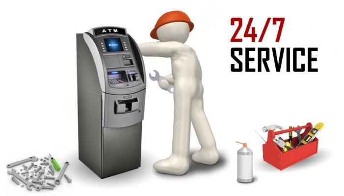 Bảo trì máy ATM - DuyNam